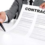 Real Estate Contract Image
